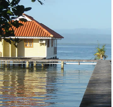 Houses for rent in  Bocas del Toro